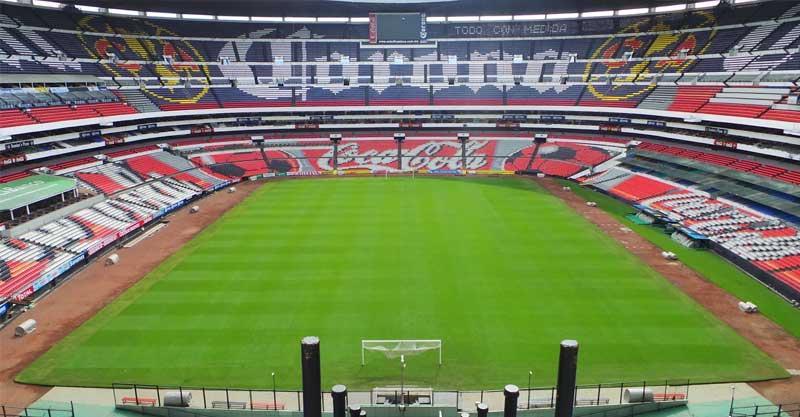 Size Of Stadium Mexico City