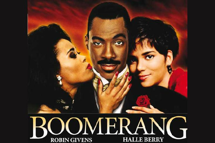 Throwback Thursday Classic Movie Soundtrack: 'Boomerang'