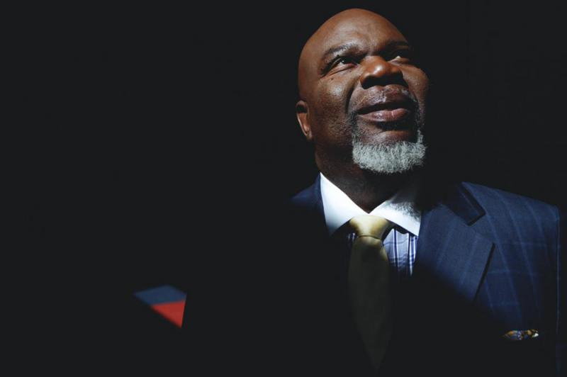 T.D. Jakes On Finding Your Purpose