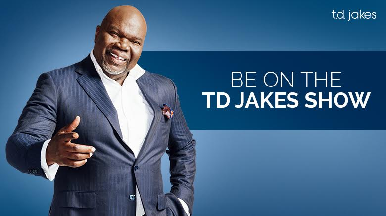 Image result for bishop td jakes talk show